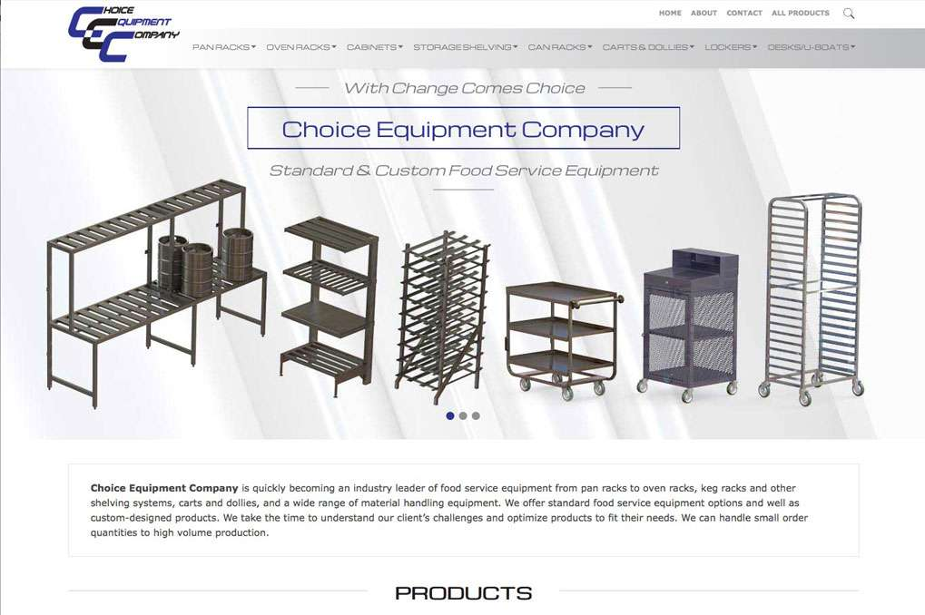 Choice Equipment Company